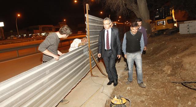 Kadı Feyzullah'ta çalışmalar tam gaz!