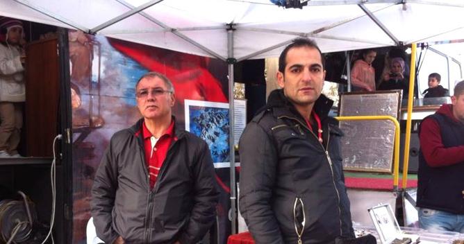 Çanakkale TIRı Gebze'de