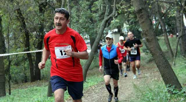 Rıdvan Şükür, Galatasaraylı Sporcu Anısına Koştu