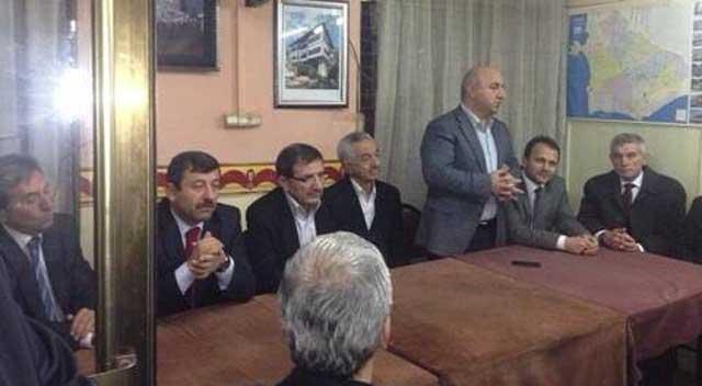 AKP'liler Karabüklüleri Ziyaret Etti