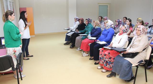 Hizmetleri Ankaralılara anlattı