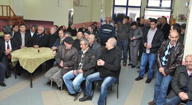 Başkan Karabacak'a her kesimden destek var