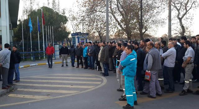 Kristal-İş'te işçiler greve çıkma  kararı aldı