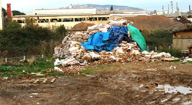 Mahalleliler çöplerden şikâyetçi
