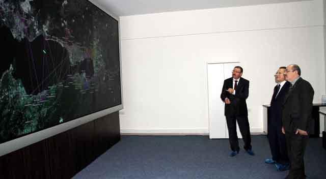 AKP genel başkan yardımcısı İSU'da inceleme yaptı
