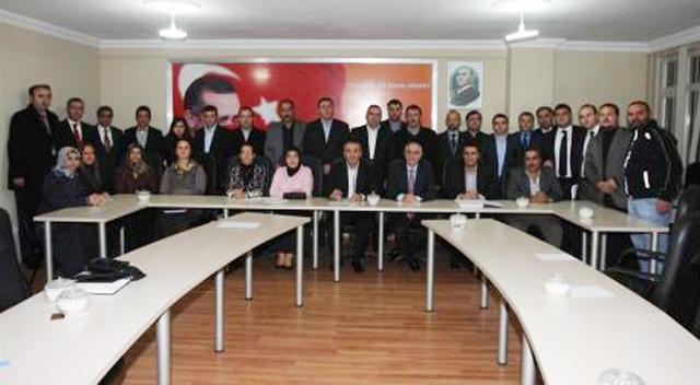 AKP Çayırova'da yönetimde değişim yapıldı