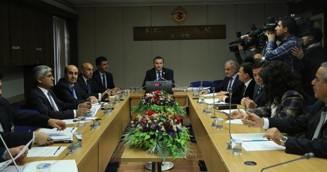 TBMM Sporda Doping Komisyonu seçildi