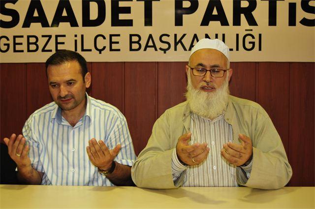 'İslam coğrafyası acılar içersinde'