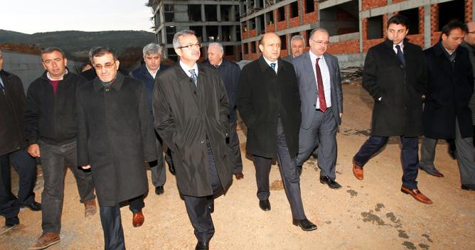 Işık'tan yeni okullar müjdesi