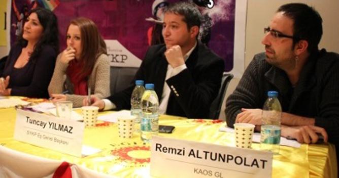 SYKP, Eğitim – Sen'de Gezi'yi konuştu