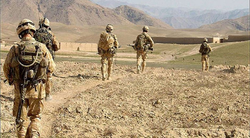 Kabil'de Amerikan askerlerine saldırı