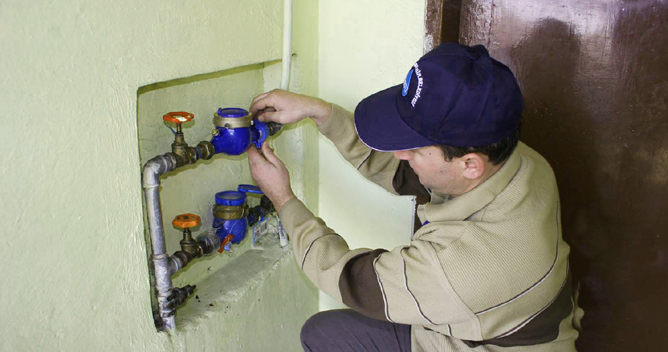 Su sayaçlarınızı donmaya karşı koruyun