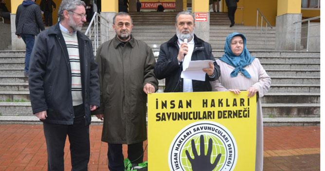 Atatürk'e hakaret edenler beraat etti