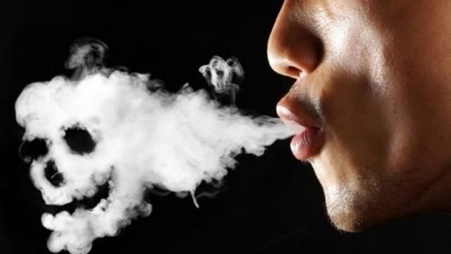 Günde bir paket sigara içiyoruz