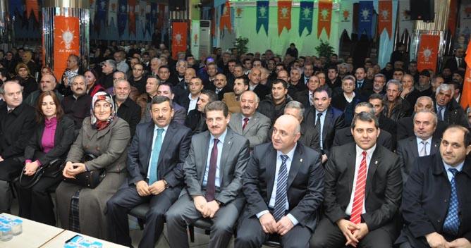 AKP Darıca 18'inci danışmayı yaptı