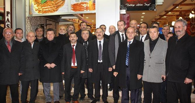 MHP'li adaylar Çayırova'da toplandı