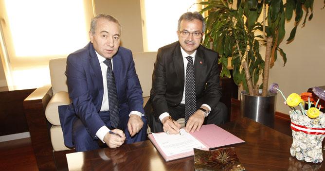 İŞKUR'la işbirliğinde imzalar atıldı