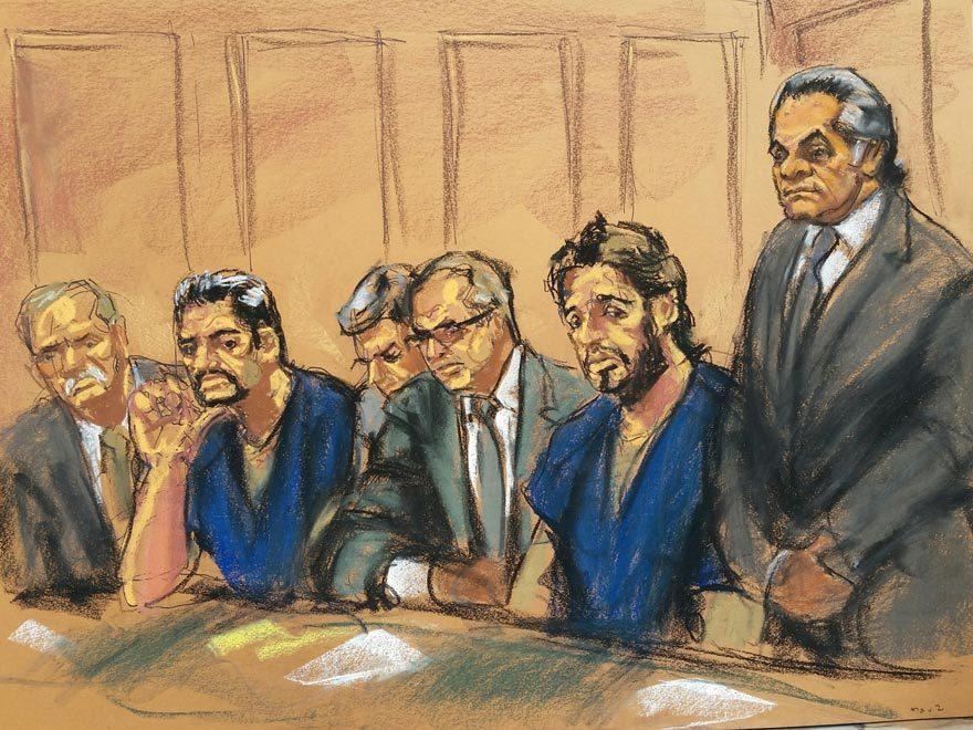 Zarrab davasında hakim kararını açıkladı