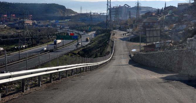 701 sokak ulaşıma açıldı