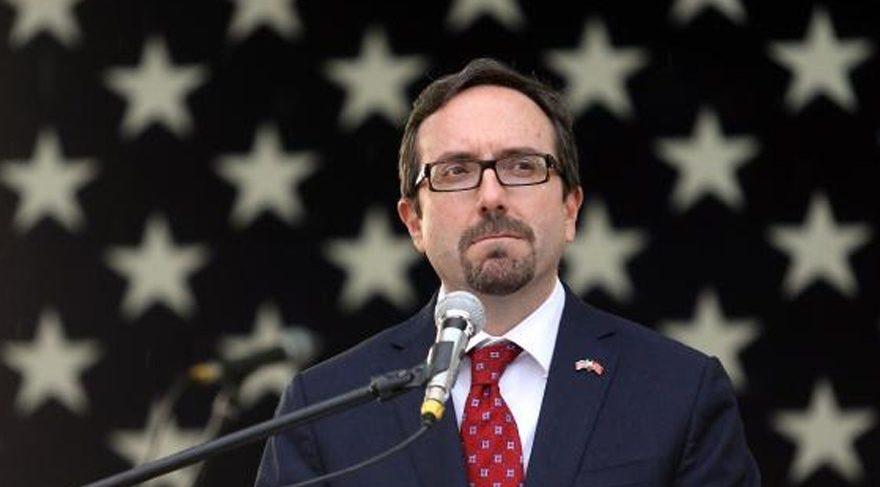 ABD'nin eski Ankara Büyükelçisi'ne yeni görev