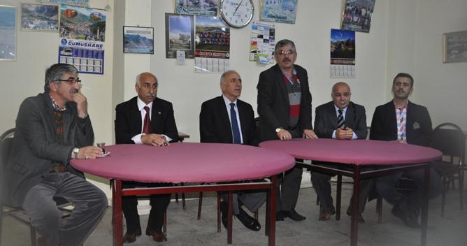 CHP'liler Piri  Reis'e çıkarma yaptı