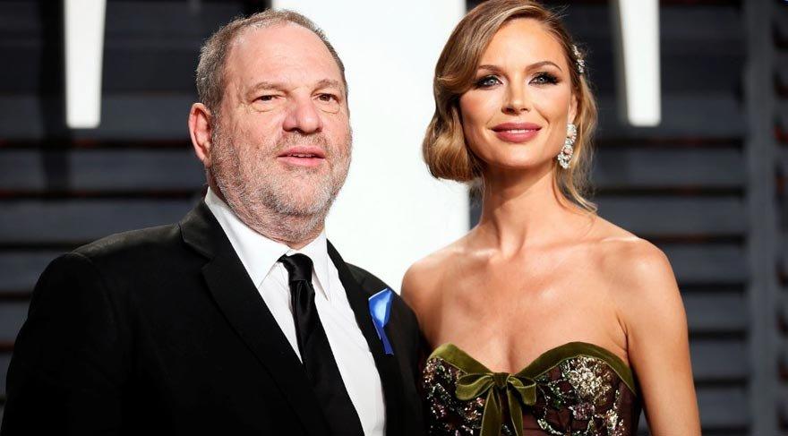 Hollywood'un en büyük yapımcısına bir tokat da eşinden geldi