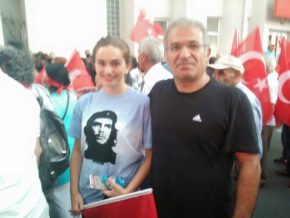 Mustafa Anaç'tan Dünya Kız Çocukları Günü paylaşımı
