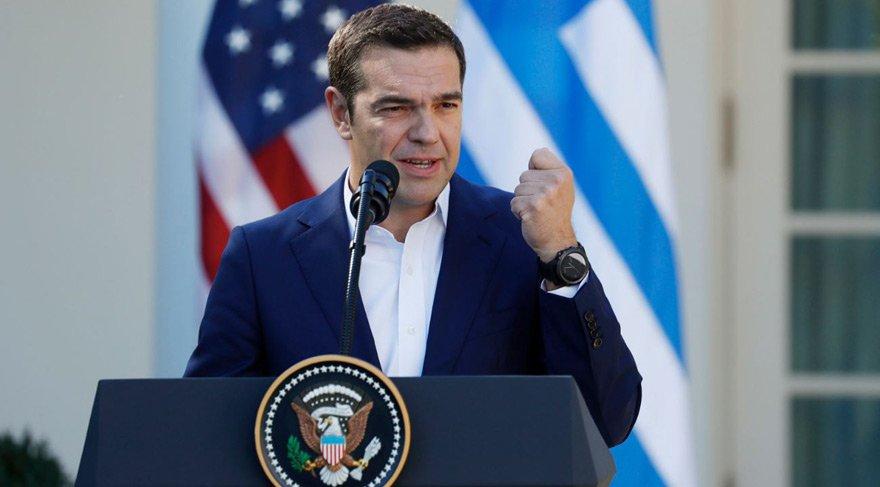 Yunan başbakan: Türkiye'nin Avrupa rotasını destekliyoruz