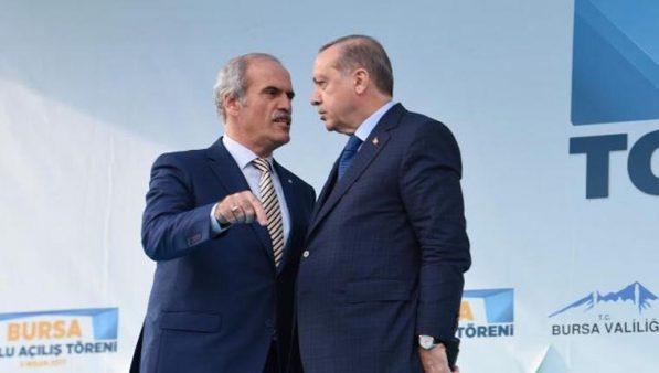Erdoğan'a resti çekti!