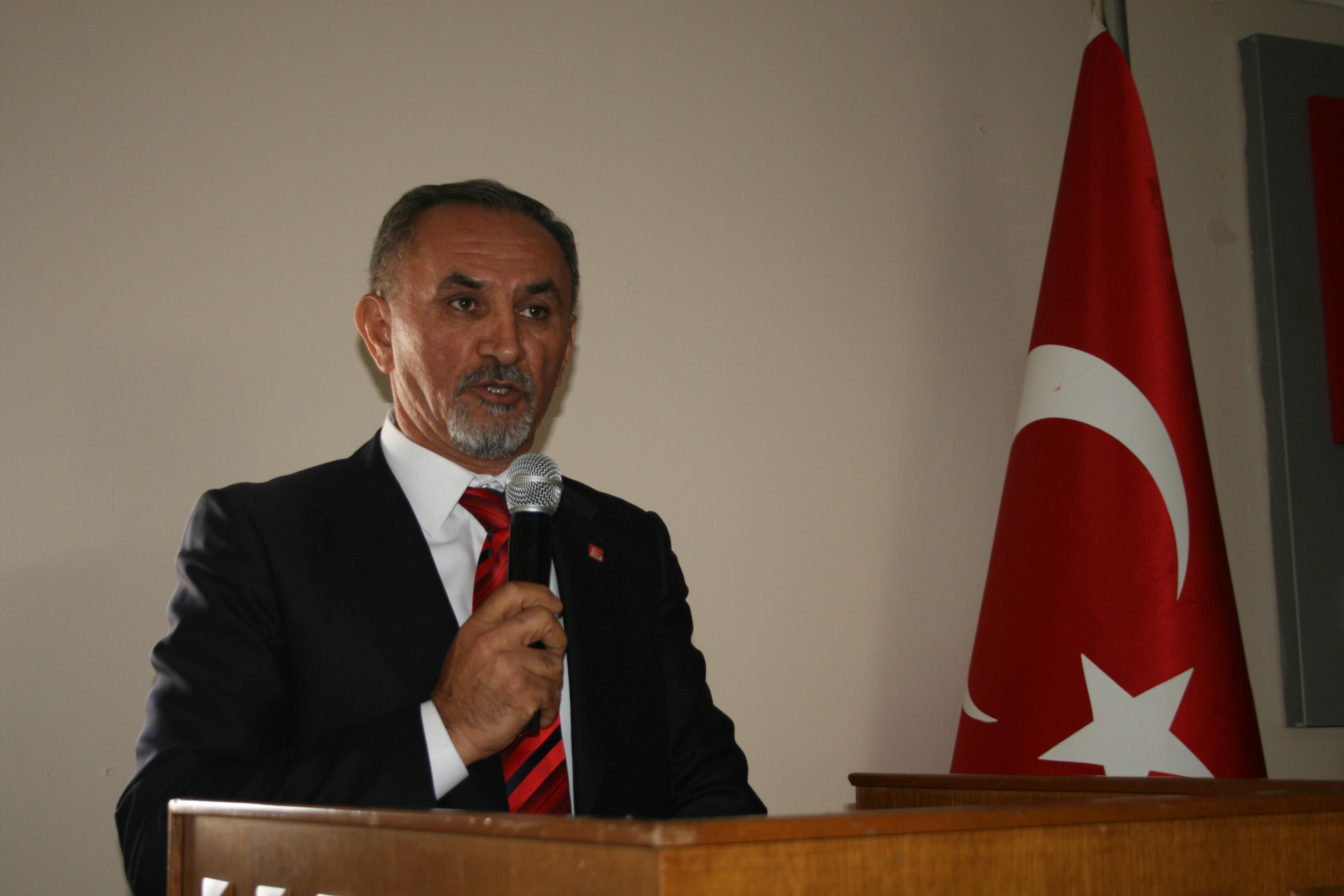 Musa Haydaroğlu adaylığını açıkladı