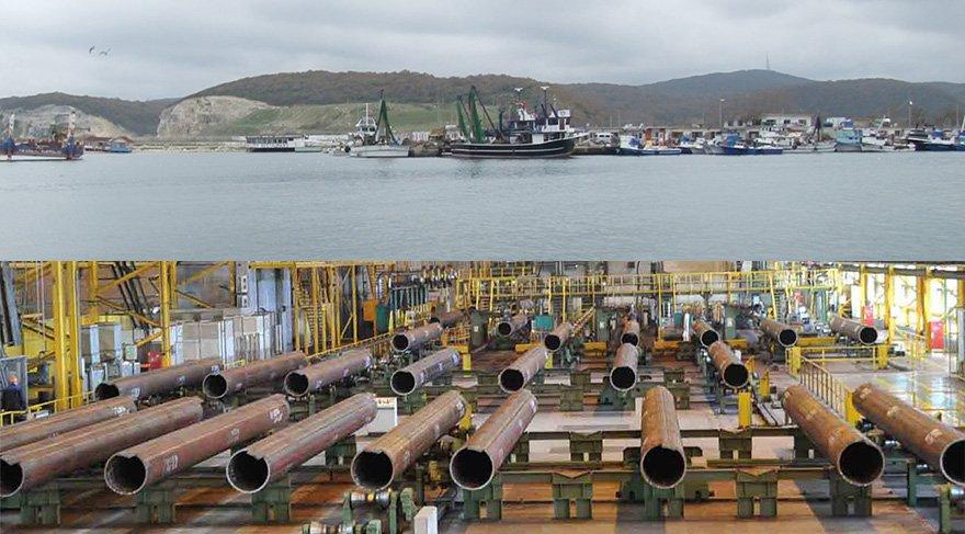 Bir ilçe değişiyor… Rus doğalgazı Kıyıköy'e geliyor