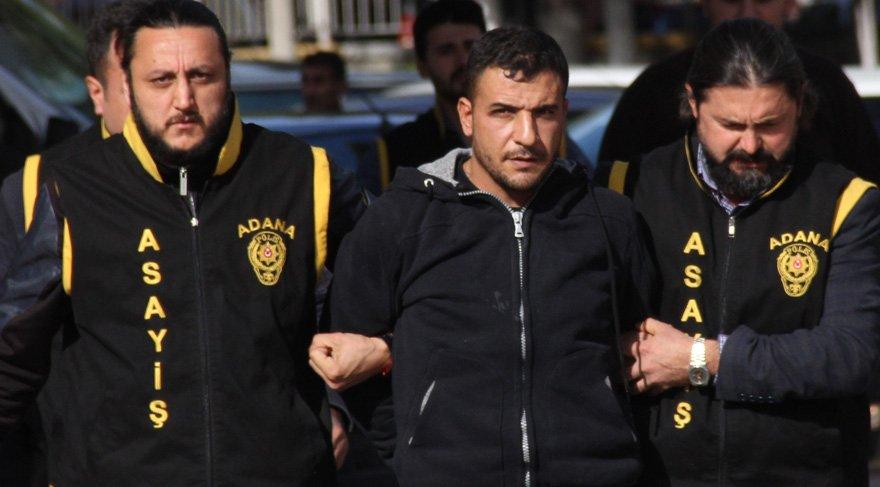 Ablasını ve yeğenlerini rehin alan firari tutuklandı
