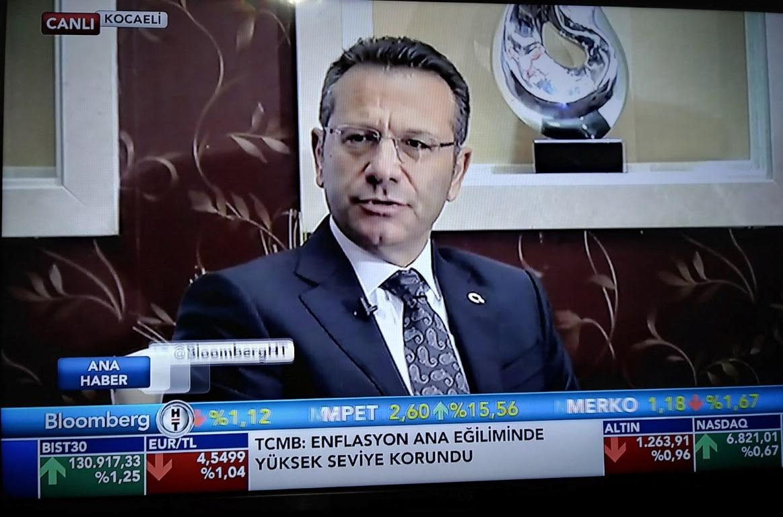 Vali Aksoy Kocaeli'yi anlattı