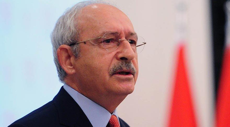 Kılıçdaroğlu: Filistin halkının haklı davasının yanında duracağız