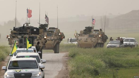 YPG'yi 'ABD bizi kullanıp atacak' korkusu sardı