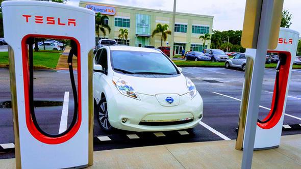 Elektrikli arabaların sayısında büyük artış