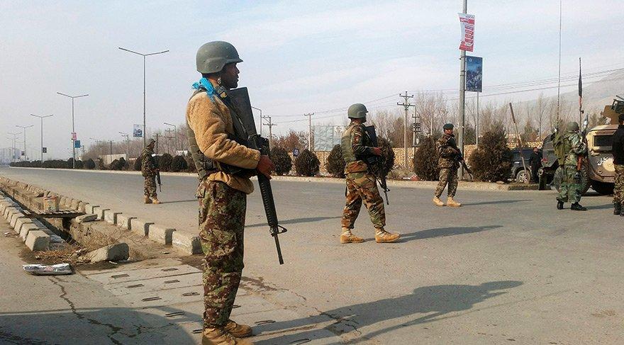 Afganistan'da istihbarat birimlerine saldırı!
