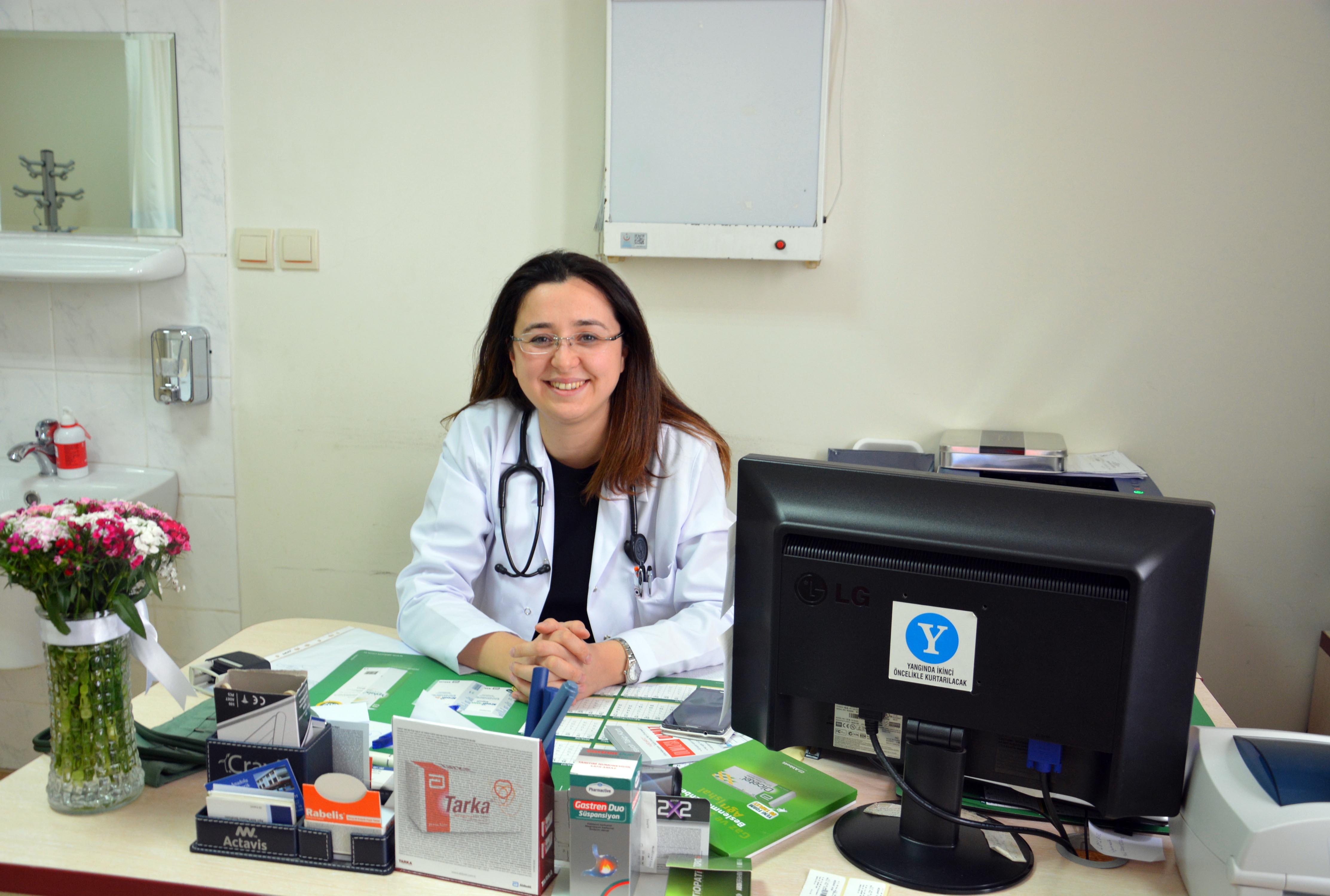 Farabi'ye yeni iç hastalıkları doktoru