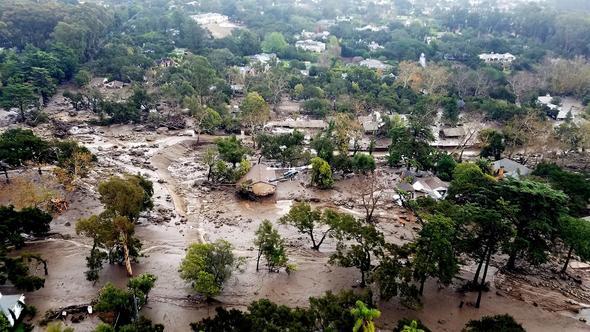ABD'de sel felaketi: Ölü sayısı 17'ye çıktı