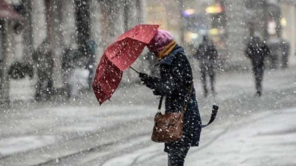 Meteoroloji duyurdu... Yarından itibaren soğuk ve yağış geliyor