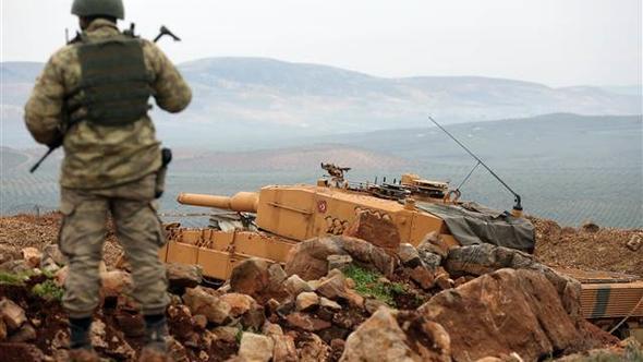 Afrin'de keskin nişancı tuzağı! Terör örgütü Esad'a sığındı...