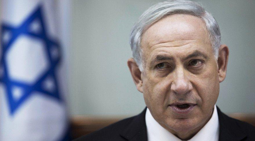 Netanyahu: İran ve Suriye'ye ağır darbe indirdik