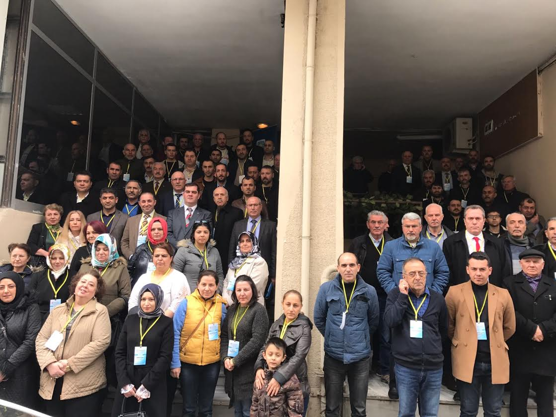 İYİ Parti Darıca'da Korkmaz seçilmiş başkan oldu