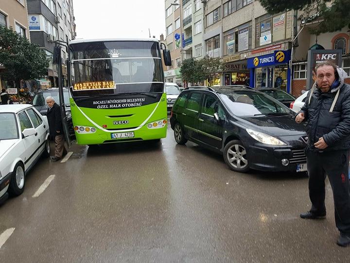 Halk otobüsü sürücüleri denetleniyor mu?