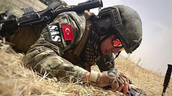 Asker yaklaştı, teröristler hendek kazıyor! İşte son durum