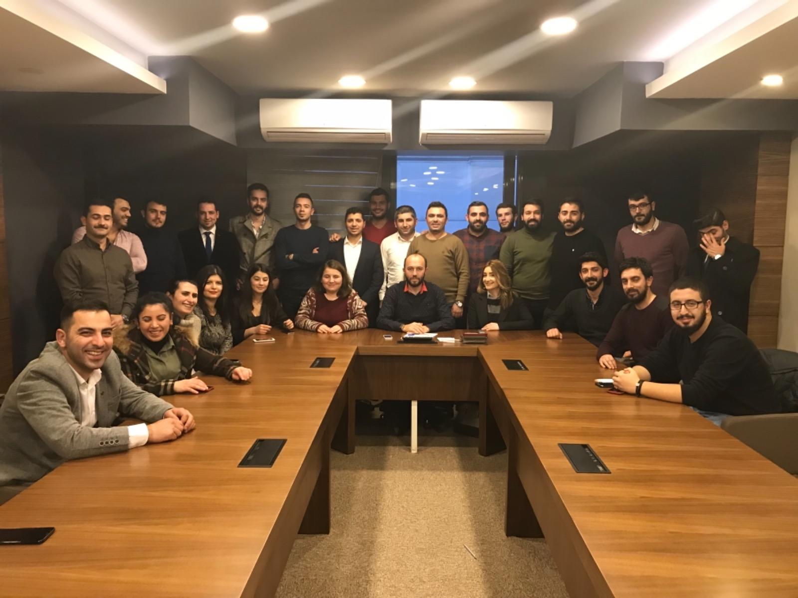 Kars-Ardahan-Iğdır Vakfı CHP'yi ziyaret etti