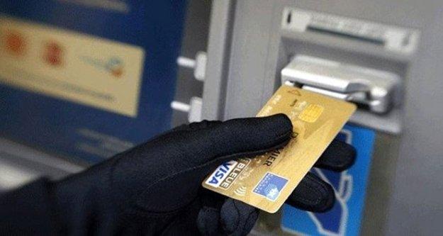ATM dolandırıcıları işbaşında
