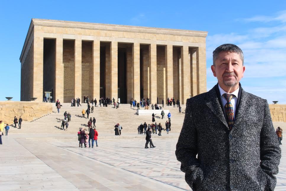 Rıdvan Şükür Ankara'dan döndü