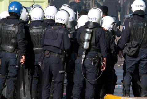 Polis'ten 15 Şubat alarmı