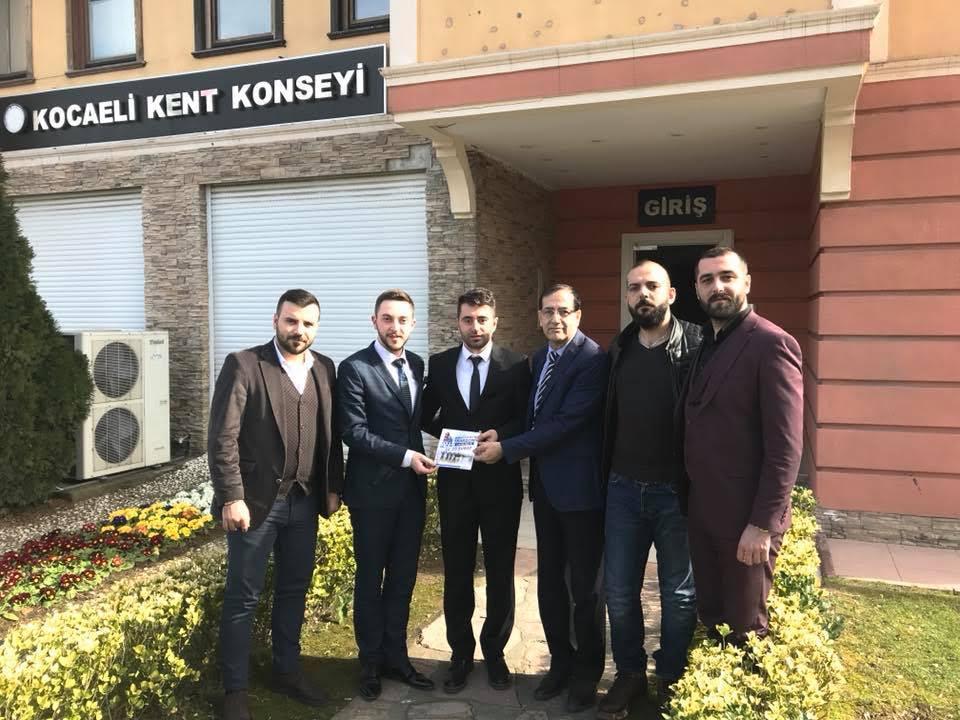 Trabzonlular davetlere devam ediyor